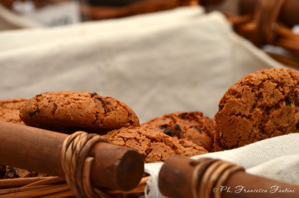 Orange & cinnamon biscuits by Francesca Fantini