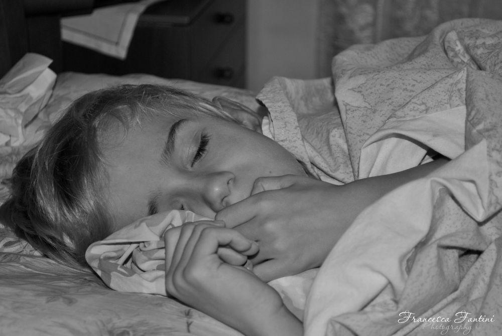 Goodnight, my sweetie by Francesca Fantini