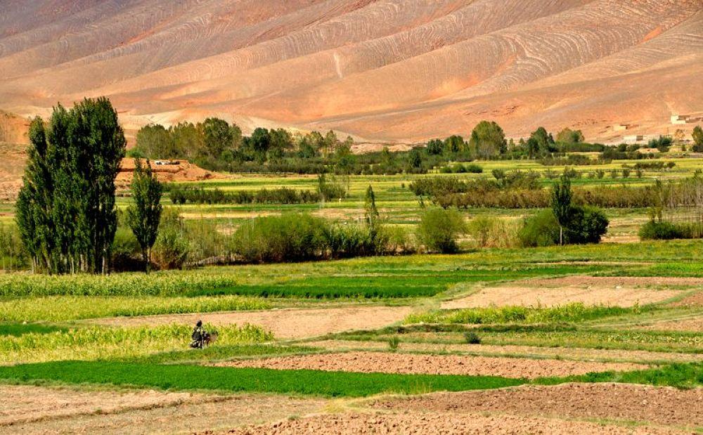 Paysage du haut atlas-Maroc by choayb mouizina