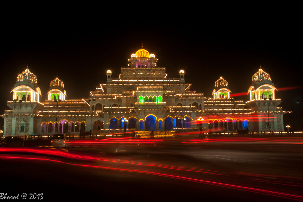 Albert Hall Museum jaipur by Bharat Mishra