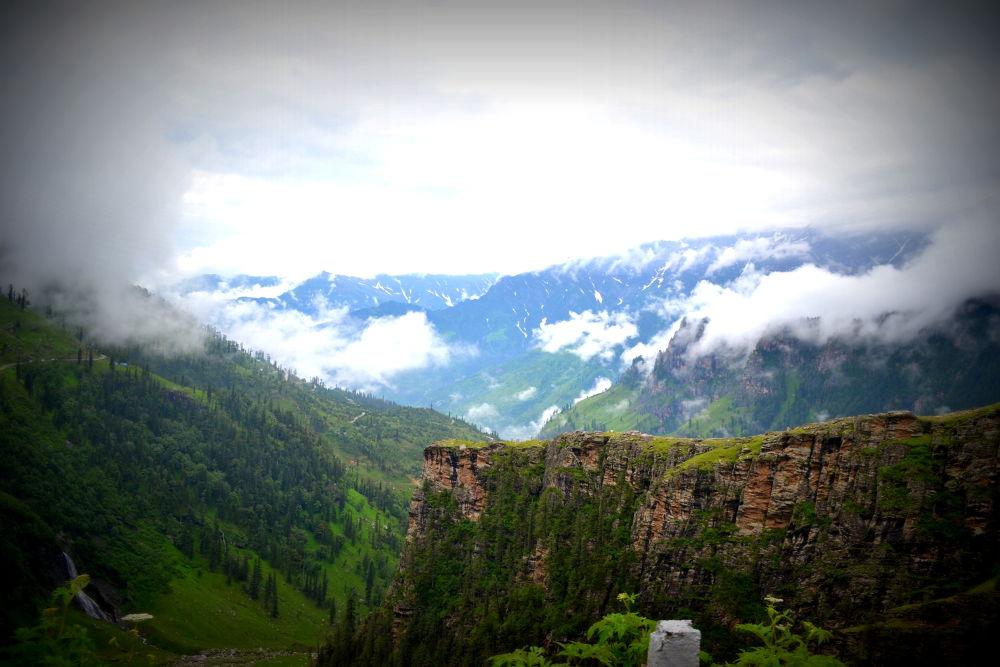 Himalayas by Anuj Tanwar