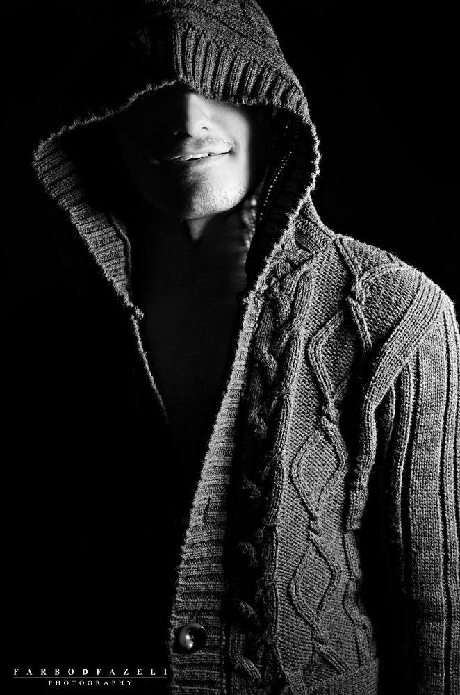 Bitter Smile by Farbod Fazeli