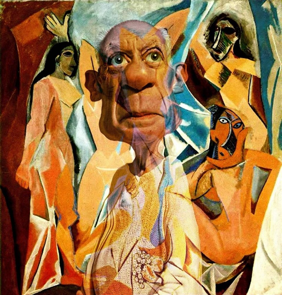 Pablo_Picasso by rwpike