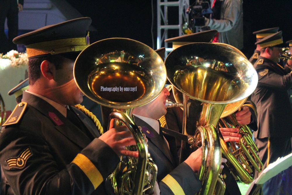 Turkish Army Band by omurcanyerli