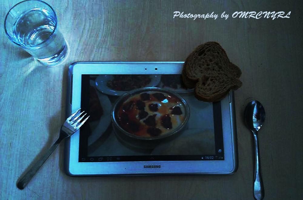 Samsung food:) by omurcanyerli