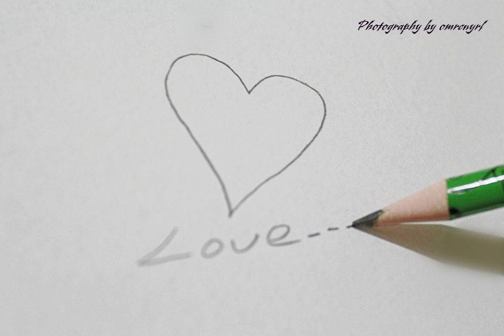 Draw love... by omurcanyerli