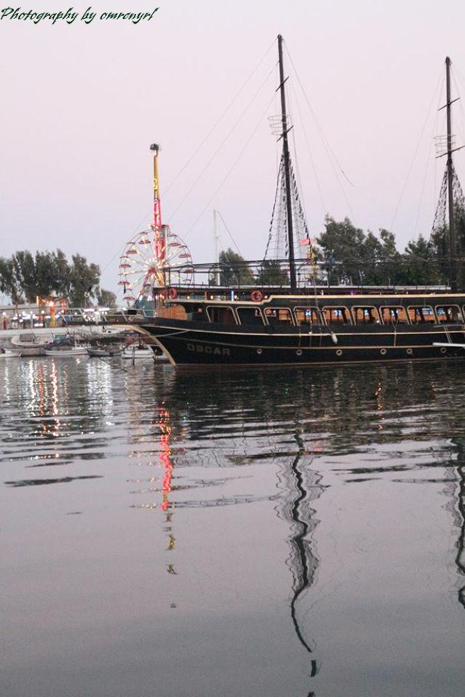 Photo in Landscape #canon #nikon #sea #ships #mersin #turkey