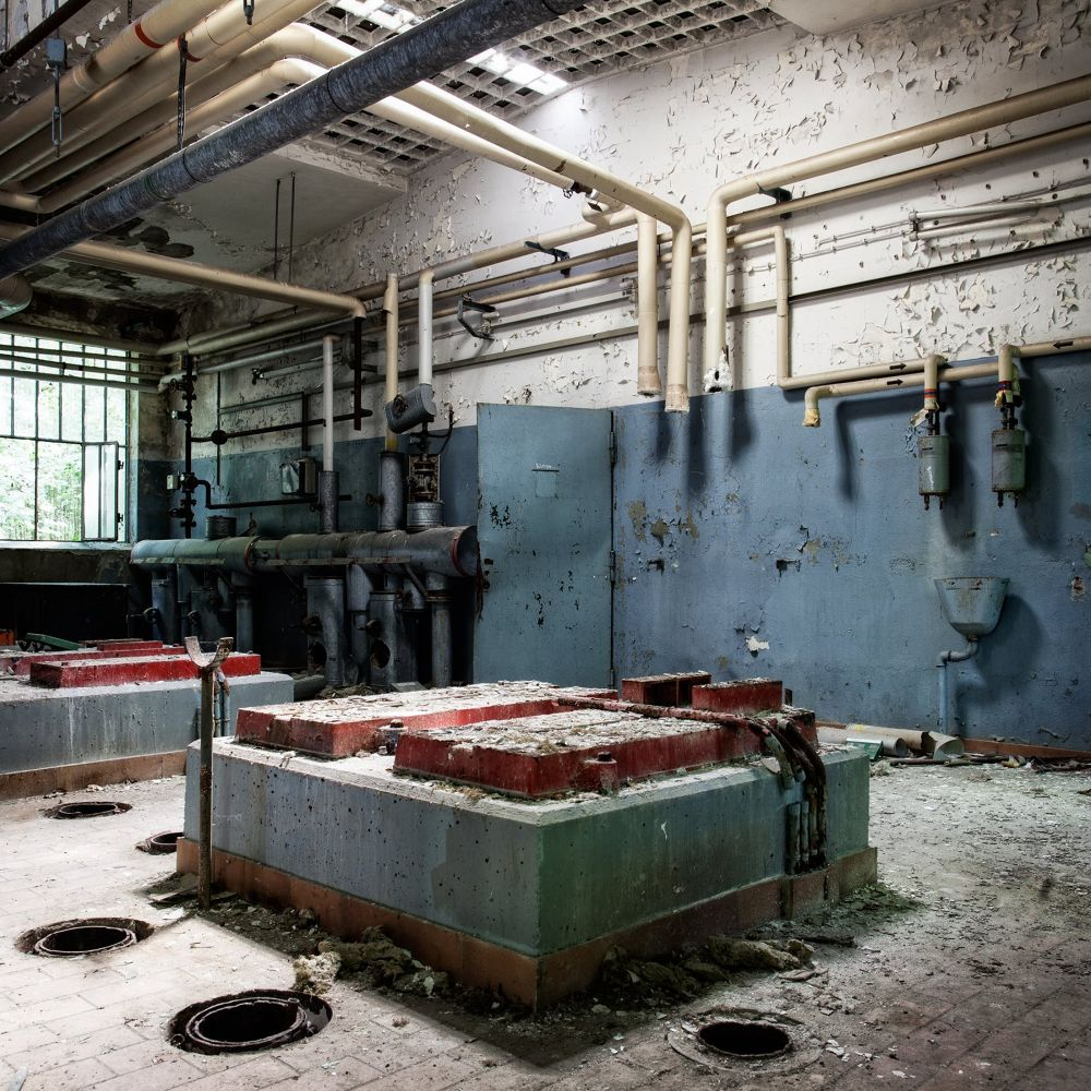 2013, heating plant by schuh