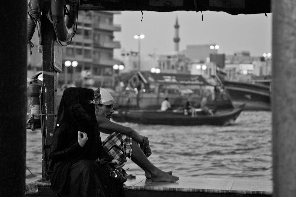 Dubai by Borna Ahadi