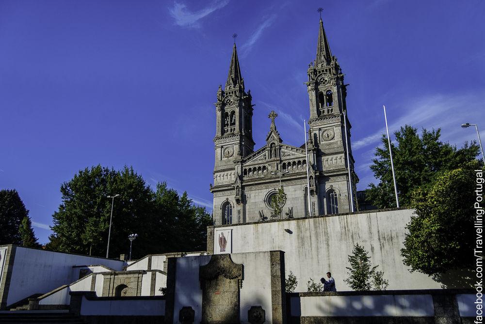 Santuario_Sao_Torcato_Guimaraes by turismoenportugal