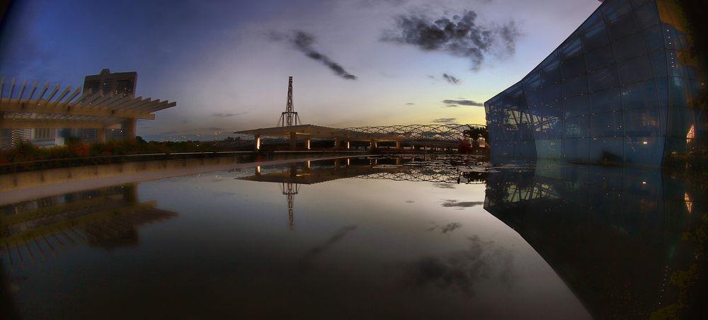 Museum Reflection @ MBS by joshuasujasin