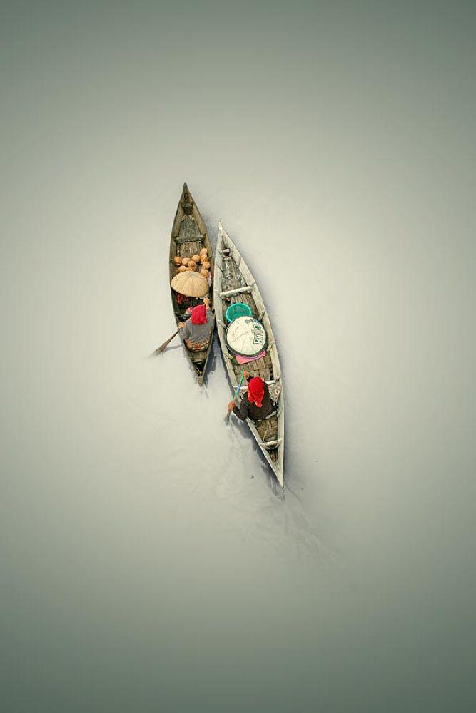 twin boats by budiccline