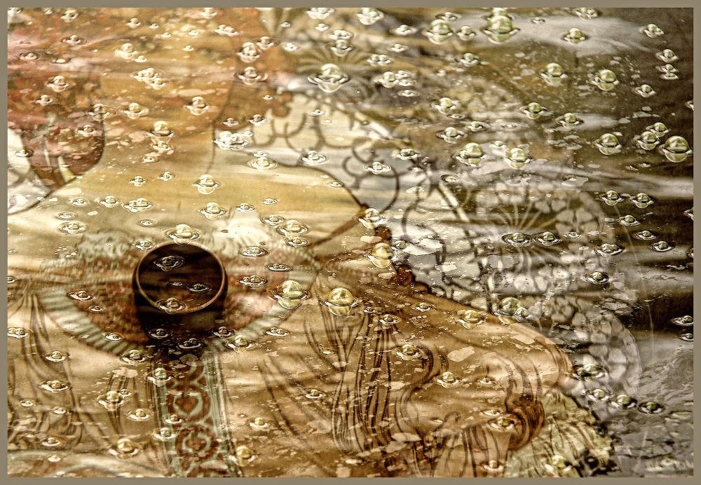 La dama del lago. by toti camacho troyano