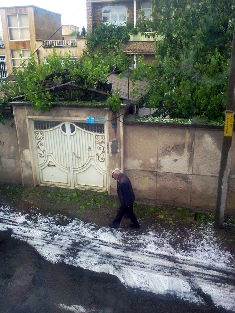 after the hail by mehdikaramati