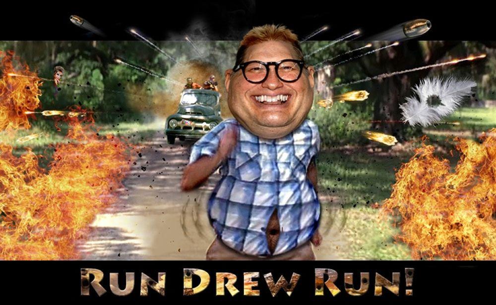 run_drew_run by rwpike