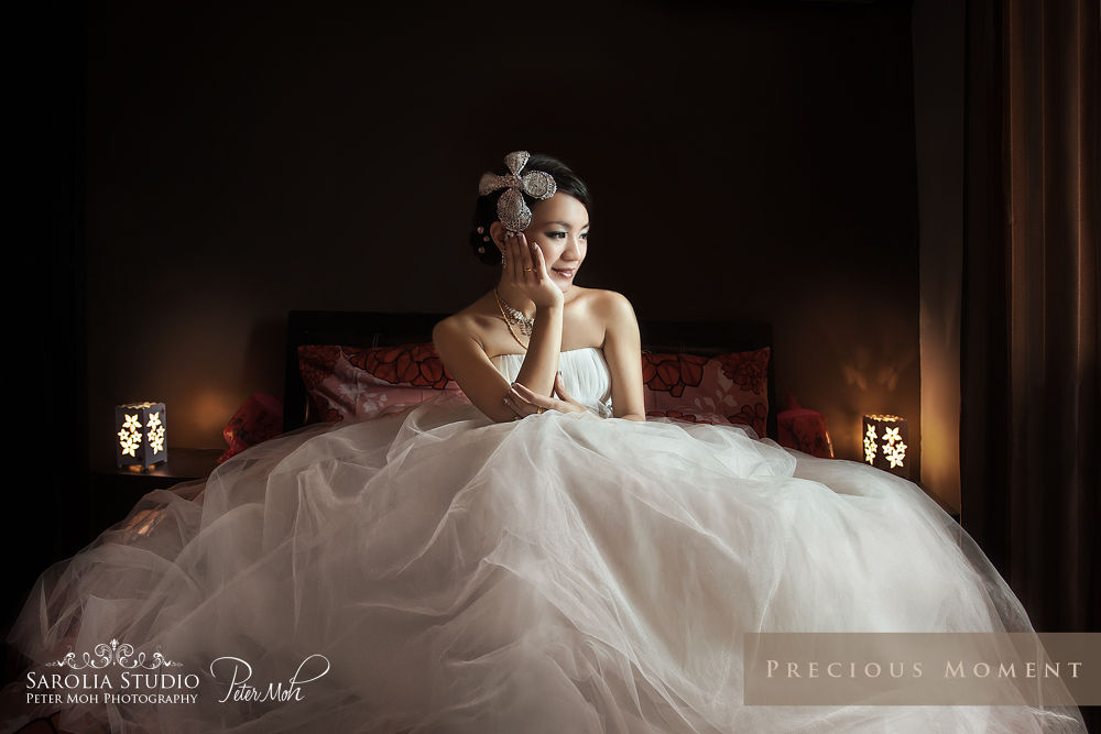 Bride Alone by Peter Moh