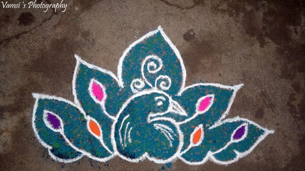 An Art by Vamsi Patil