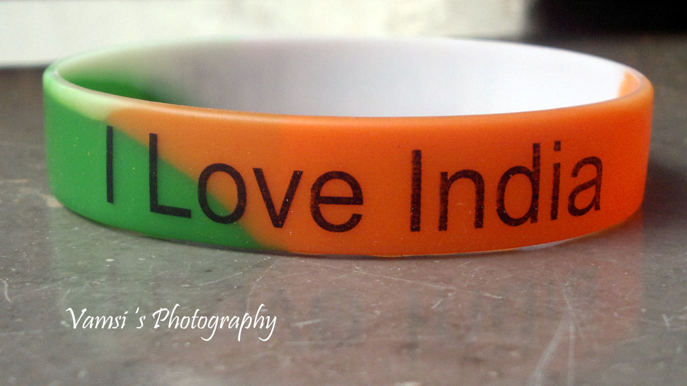 I love My India by Vamsi Patil