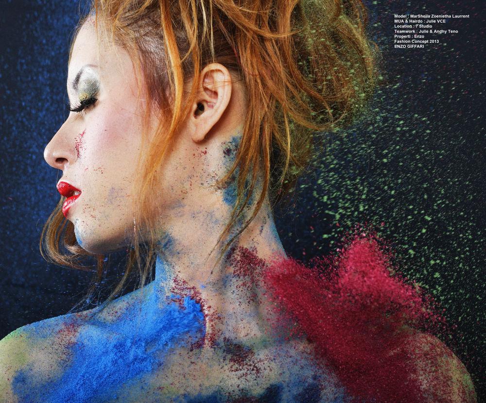 Photo in Random #ypa2013 #fashion #color #inspiration #potrait #creative