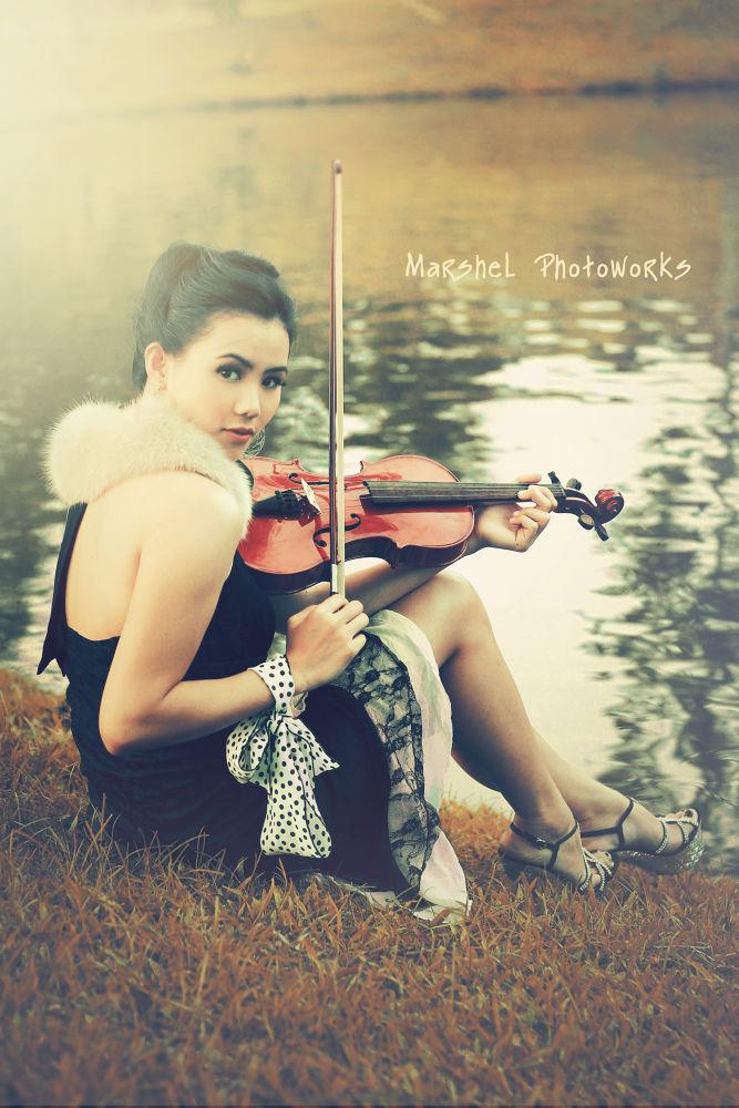 My Violin by marselios17