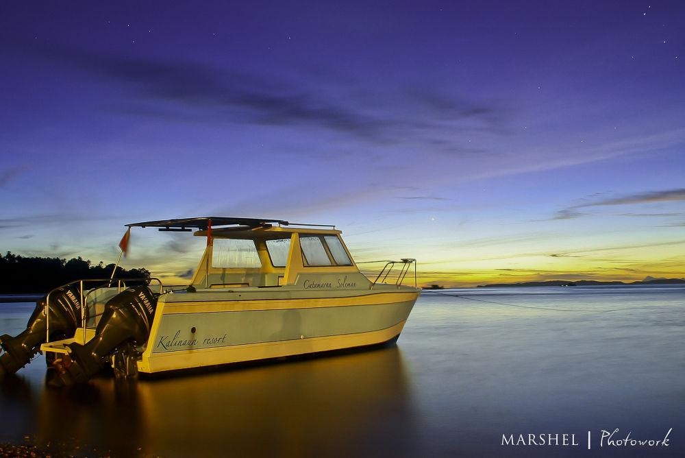 Wait The Sunrise by marselios1792
