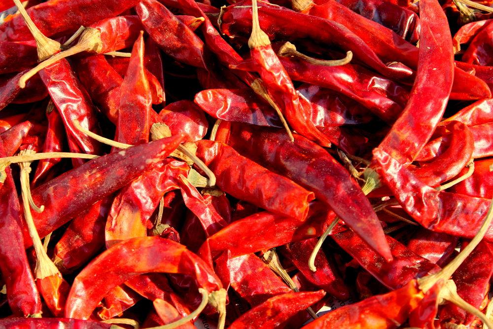 red chillis by koppolusuhas