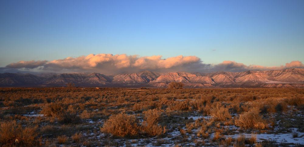 Sundown Utah by Terrence Pellikaan