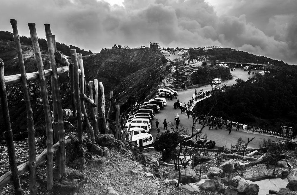 Photo in Black and White #putra #landscape #black & white