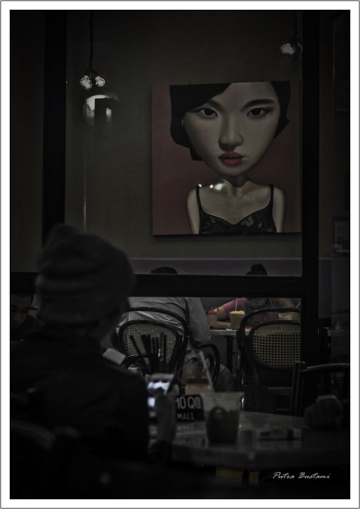 MidNite in The Cafe by PutraBustami