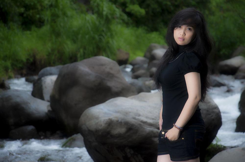 Photo in Portrait #portrait #people #woman