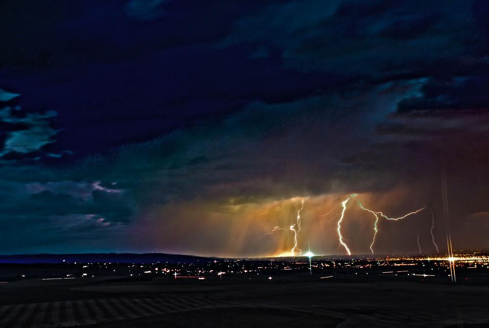 Idaho storm by terrell bird
