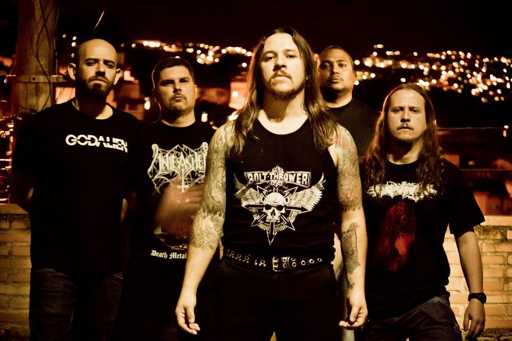 Preceptor Band Death Metal by Lucas A Souza Retratos