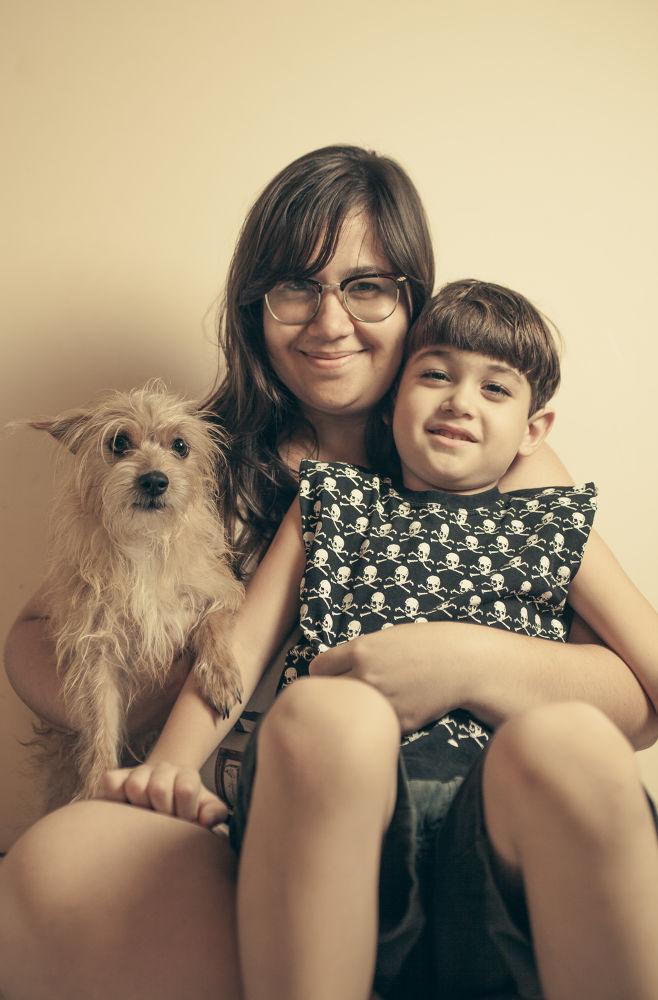 Phoebe, Piu e Kim by Lucas A Souza Retratos