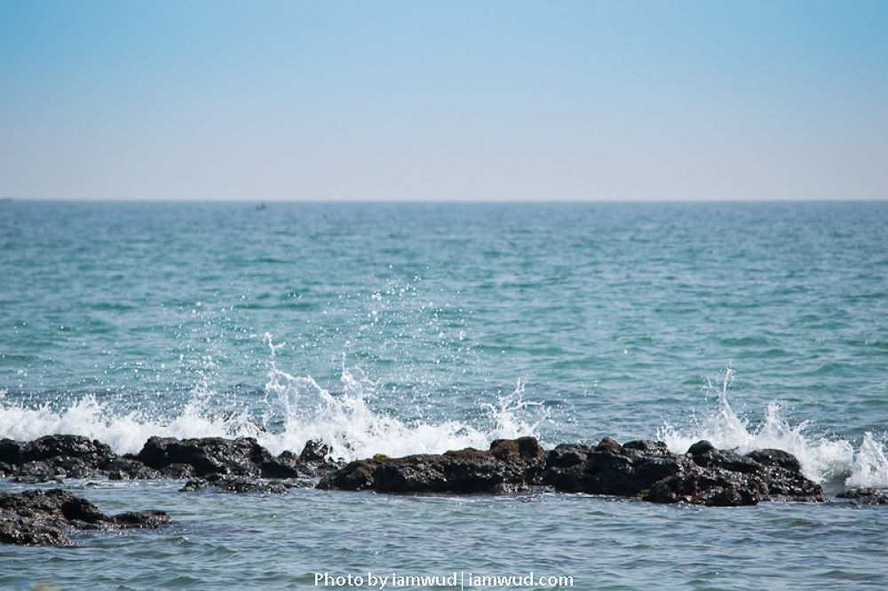 Photo in Sea and Sand #sea #wave #sky #beach #blue #blue sky #blue sea
