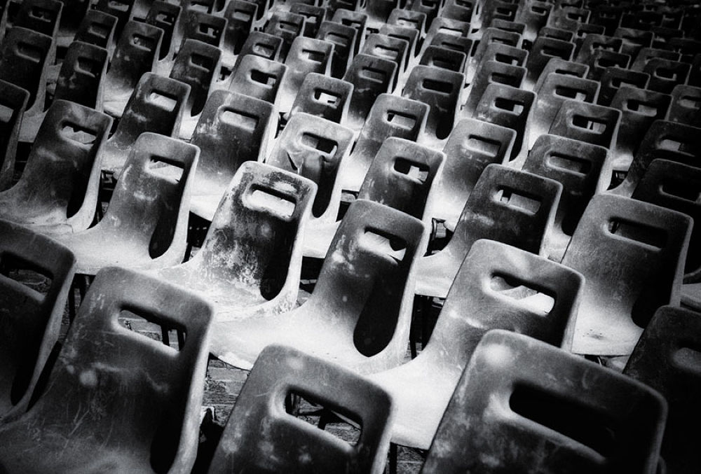 Silence by Richard Marks