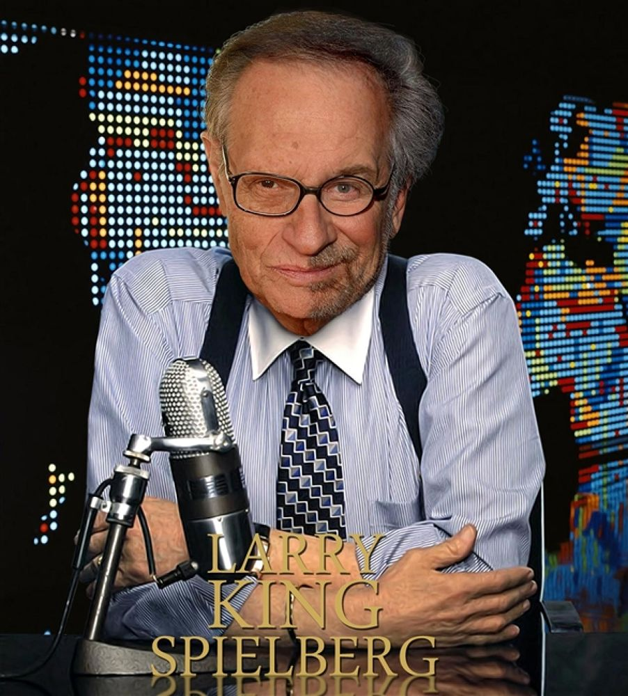 Larry_King_Spielberg by rwpike
