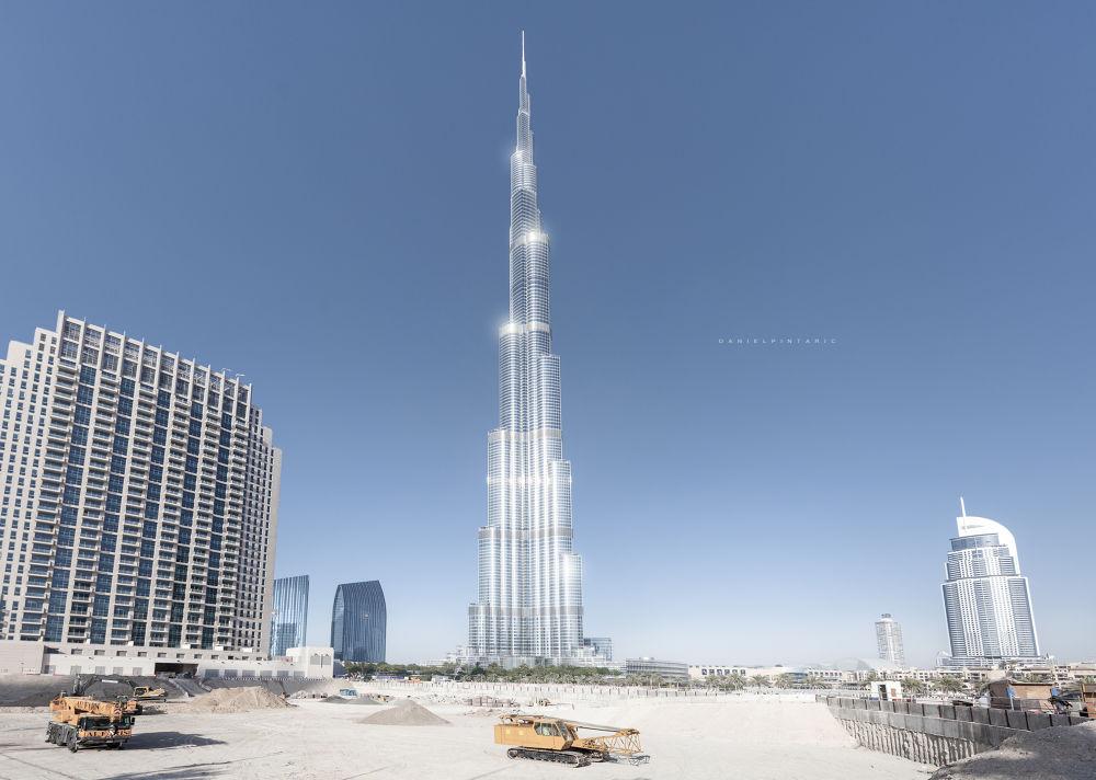 Burj Khalifa by DanielPintaric
