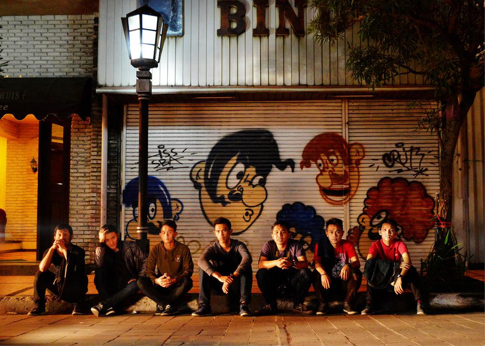 Seven Boys by sondroro