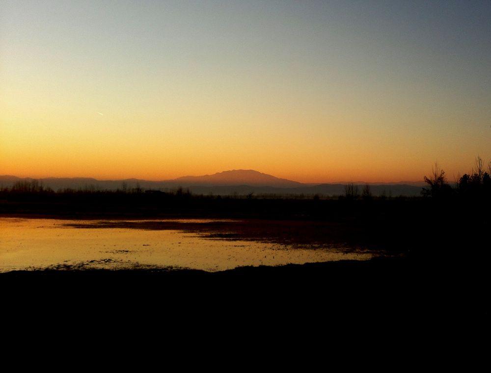 Photo in Landscape #sunset #iran #gilan #matak