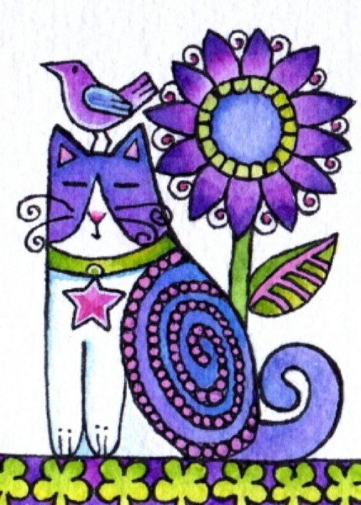 Purple by kathydavisusa