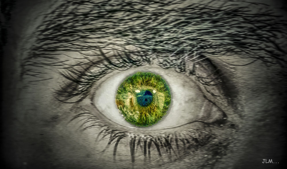 my eyes's by mayol egea