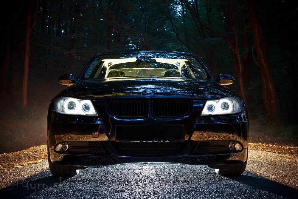 BMW 320D E90 by STGyro