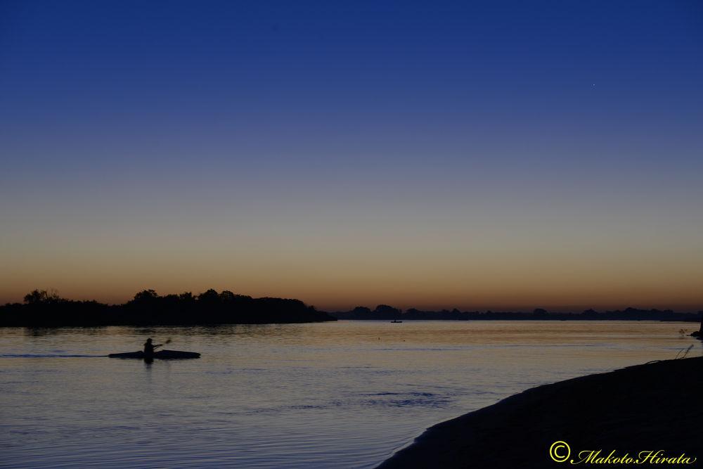 Rio de Paraguay by hiratamakoto