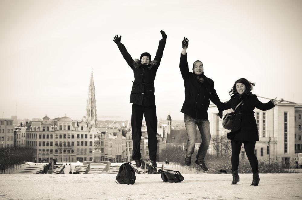Jump style  by DENIEL