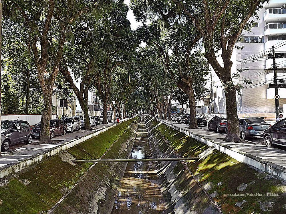 Canal de Santos by MuriloTaddei