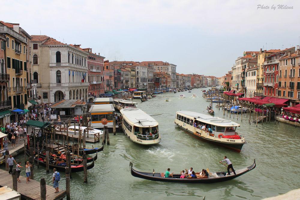 Photo in Random #travel #venice #italy #boat #tourism #milena
