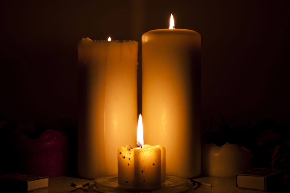 Photo in Random #candels #witch