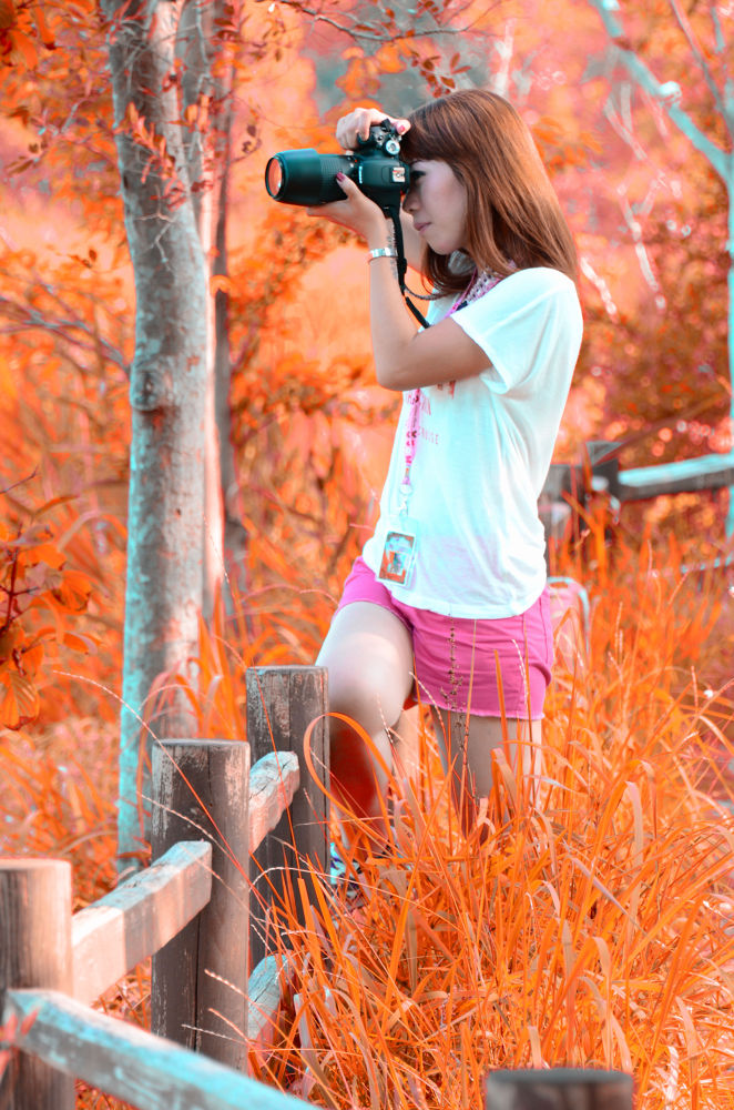 shoot in action by ary_alhusein