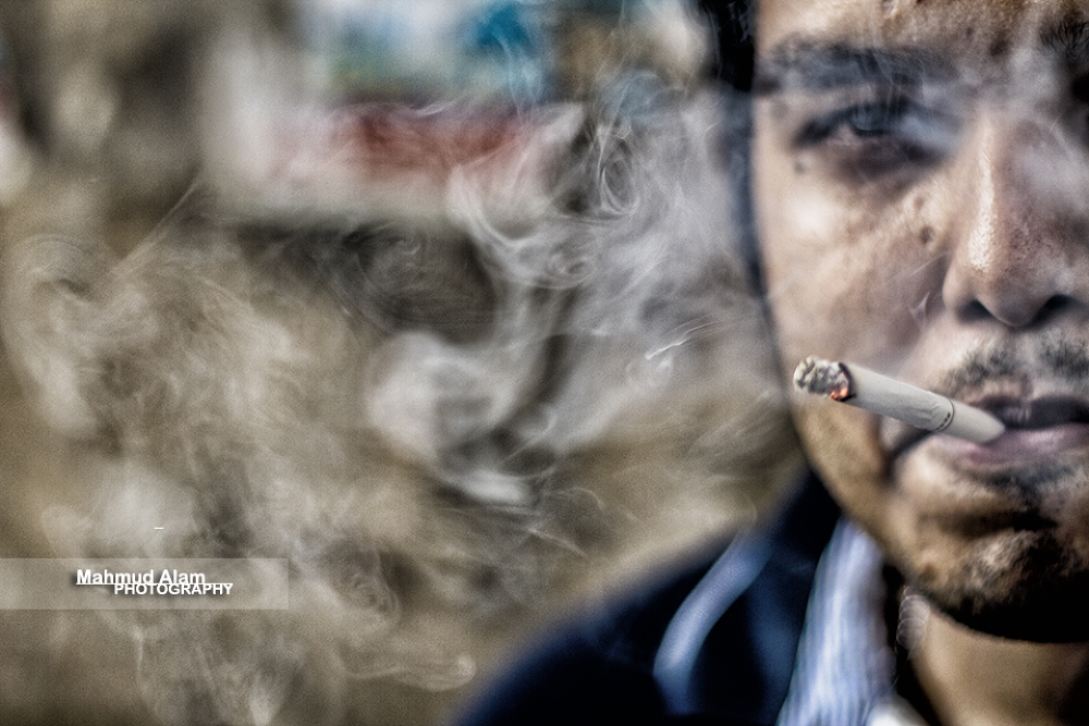 Giving up smoking is the easiest thing in the world. I know because I've done it thousands of times. by MahmudAlam