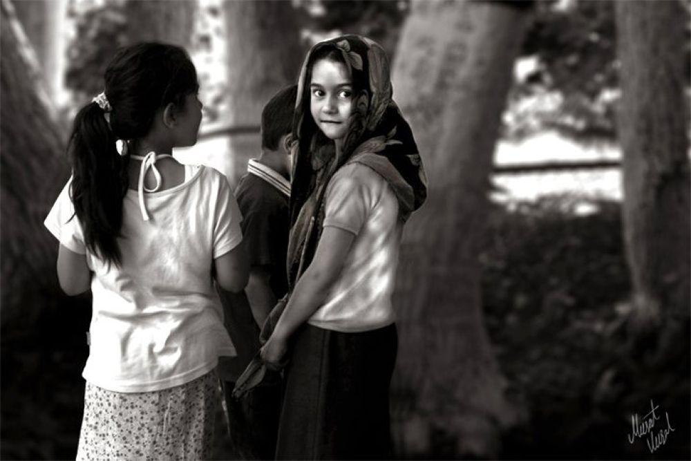 peasant girls by Murat VURAL